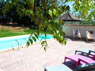 Residence La Roseraie: Villa Rosa