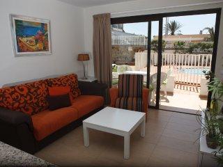 Bonito Apartamento en Segunda Línea de Playa (22), San Agustin