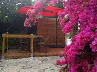 Studio duplex a Golfe Juan proche des plages