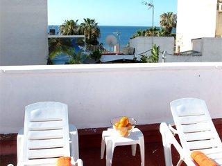 apartamento en el centro y en playa, Estepona