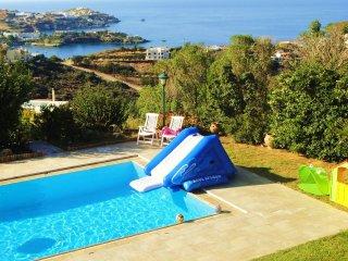 Beautiful Grand Villa with Sea view& swimming pool, Ligaria