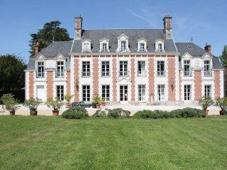 En famille au château, Chambon-sur-Cisse