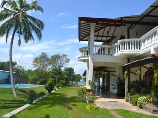 Villa Barbara Negombo Srilanka Pool+ Lagoon View