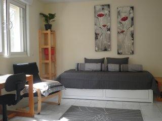 Bel appartement Nice cimiez vue mer