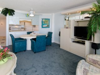 One bedroom ocean front condo 3D, Ocean City