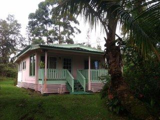 Puna District Rain Forest Cottage