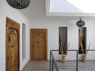 Maison avec jaccuzi et Wifi à Marrakech