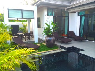 Emotions two private villa, 3 bedrooms, swimming pool, Phuket, Rawai