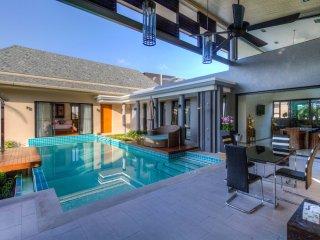 Villa privée Ibiscus, 2 chambres, piscine, Phuket