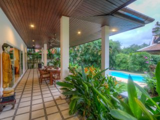LaRomanée private villa, 2 bedrooms, swimming pool, Phuket, Rawai