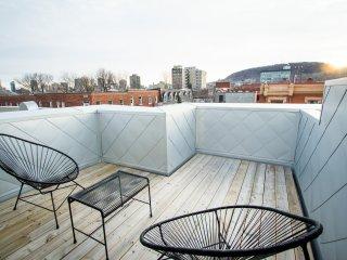 Magnifique Penthouse au coeur du Plateau!!, Montreal