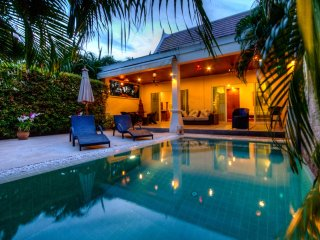 Private Villa Meursault, 1 bedroom, pool, Phuket, Rawai