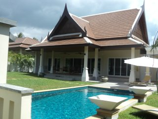 NokSawan private villa, 2 bedrooms, swimming pool, Phuket, Rawai