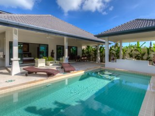 Private Villa Shalimar, 2 bedrooms, swimming pool, Phuket, Rawai
