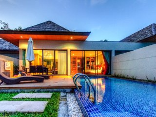 Vanilla private villa, 2 bedrooms, swimming pool, Phuket, Rawai