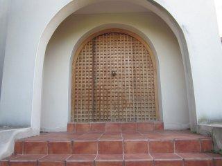 premier etage d'une villa independante