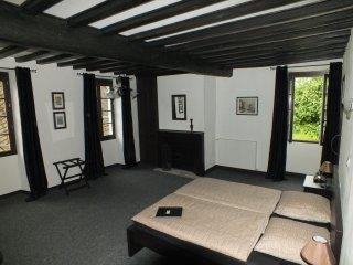 Au Moulin 1771-Traditional B&B SW France-Chambre A, Monein