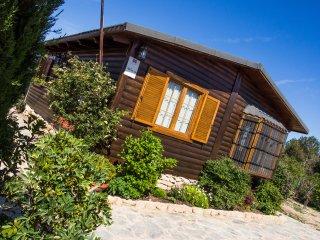 Casa de madera rural en Alicante, Agost