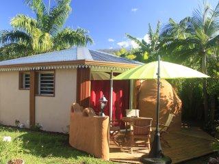 Ti Caze Dodo, petite case creole