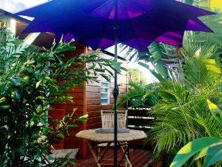 Ti Caze Nature, bungalow de charme pour 2