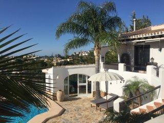 Villa Finca Costa Blanca mit traumhaftem Meerblick