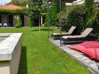 Maison de standing un loft indépendant et piscine, Aix-en-Provence