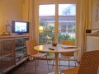 Rustig appartement met groot balkon