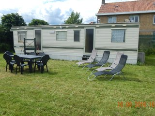 mobil home 4 personnes a ghyvelde