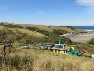 Nqabara Eco River Lodge ,Wild Coast , Eastern Cape