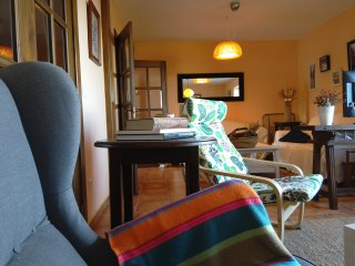La casa del cura, Finca Llancín, Guemes