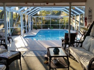 3 Bed/2.5 Bath *Beautiful and Private* Heated Pool*