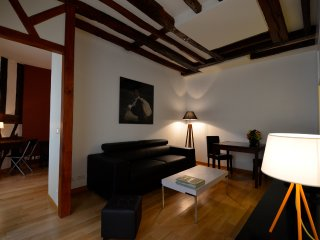 Chers amis, 1BR/1BA, 4 people