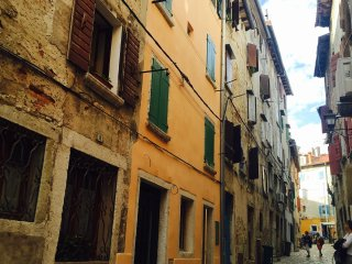 Refurbished apartment in the heart of Rovinj