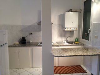 appartamento in villa, Alassio