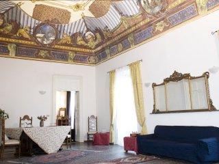 Piano nobile Palazzo Trigona