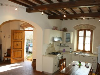 chalet in campagna, San Gimignano