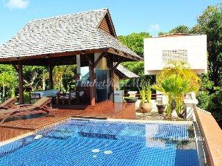 Excellent 4-bedroom penthouse overlooking the sea near Kata Noi beach, Kata Noi Beach