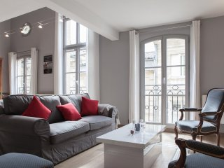 Bel appartement en duplex avec ascenseur + parking