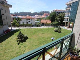 Boreal 2d: Piso céntrico con balcón en Cangas, Cangas Morrazo
