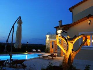 Beautiful Villa Patricia**** with pool near Rovinj