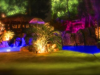 The Enchanted Manor- Tropical Paradise, Los Angeles