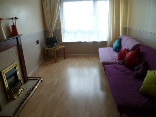 LONDON TURPIN  1BED FLAT , SLEEPS 2-8.