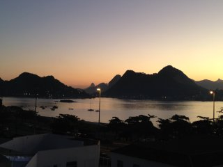 Olimpíadas - Apartamento em Charitas, Niteroi