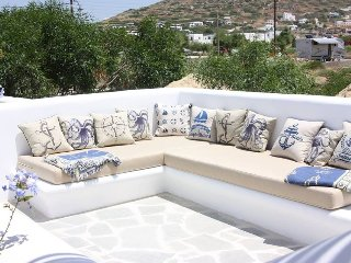 Beach Condo only a few steps from Mikri Vigla Beach, naxos - Casa Stella Marina
