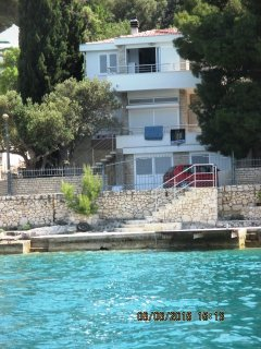 house from sea,10 m distance