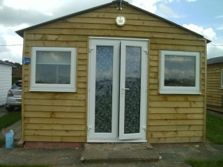 Holiday chalet for rent in Leysdown Kent