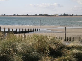 lovely seaside village, West Wittering
