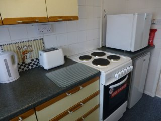New white goods have been installed including fridge and separate freezer