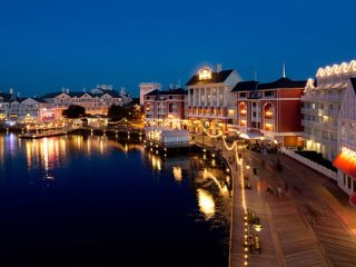 25 Years of Magic at the Disney Boardwalk Inn
