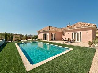 New Stunning Villa with 12m Pool, Pyrgos Limassol